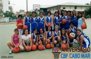 2004-05, 10º Aniv. 5