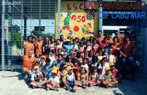 2004-05, 10º Aniv. 8