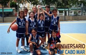 2004-2005, 10º Aniv. 4