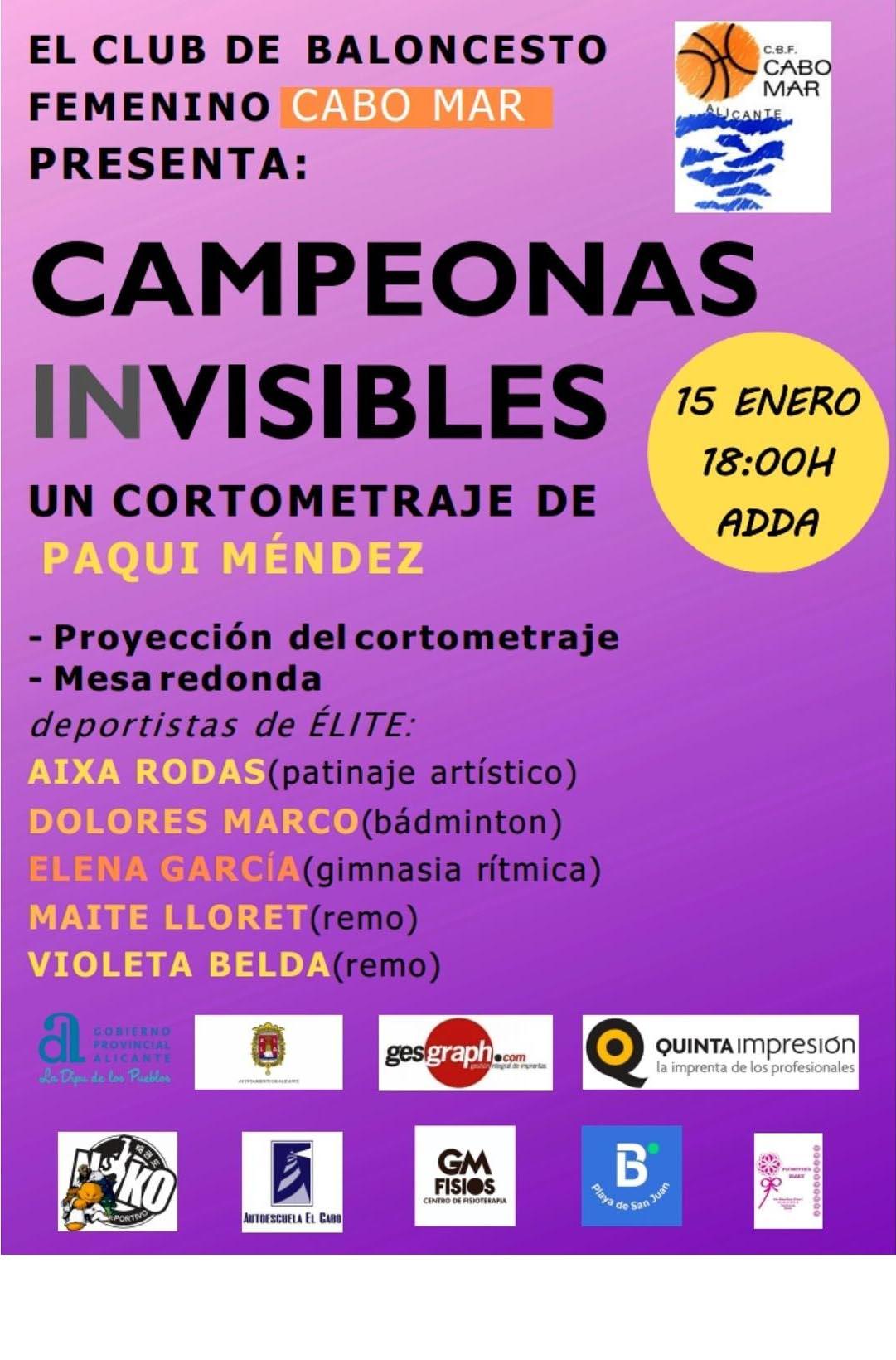 Campeonas invisibles