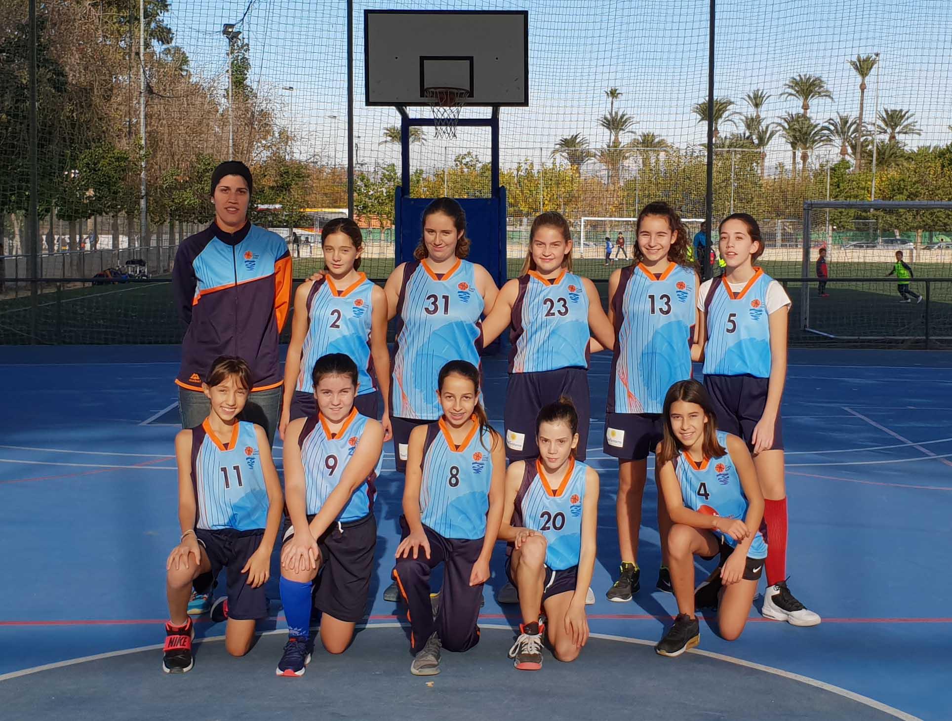 Infantil B 50 – 72 La Vila